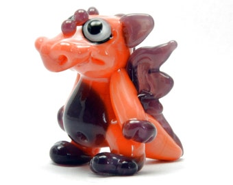 Lampwork Glass Focal Bead Glass Sculpture Collectible Izzybeads SRA Piggy Back HARE and Pig Focal Bead Pendant