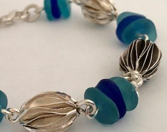 Deep Blue Sea Bracelet
