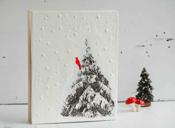 50 - Snowing Christmas Decoration