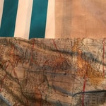 Custom Listing for Jonathan - Camper Curtains - you provide the fabric - rod pocket double layer - Happy Campers of the South