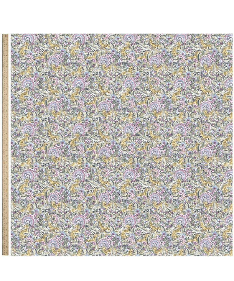 Prince Milo AW 2020 B Liberty of London Fat quarter Private View Collection