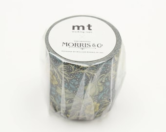 mt x artist - william morris - seaweed