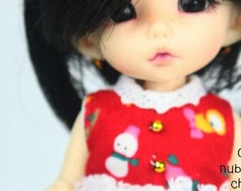 B057 - Pukifee / Lati Yellow dress