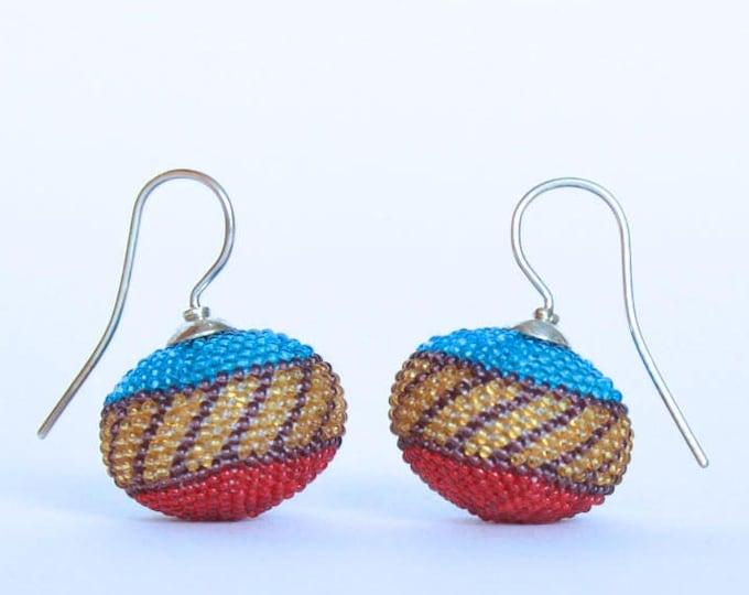 big art to wear earrings statement jewelry donauluft