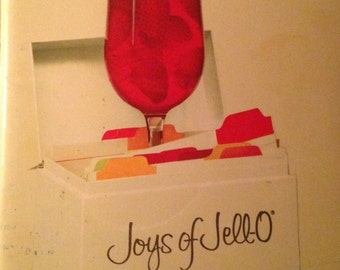 Joys of Jello Recipe Book