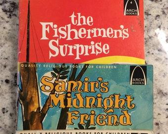 Four Arch Book Children's Book Bundle