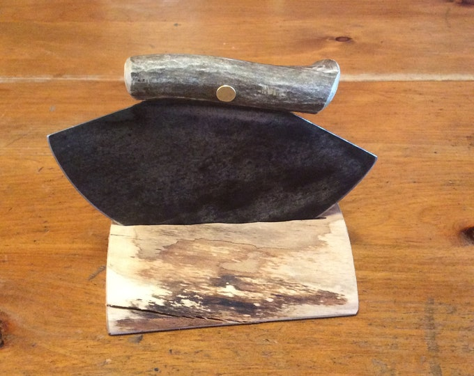 Wooden Stand for ulu