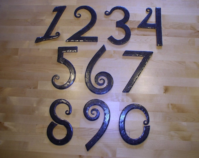 Rina's House numbers