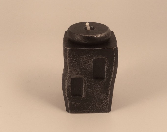 Punched Oil Lamp