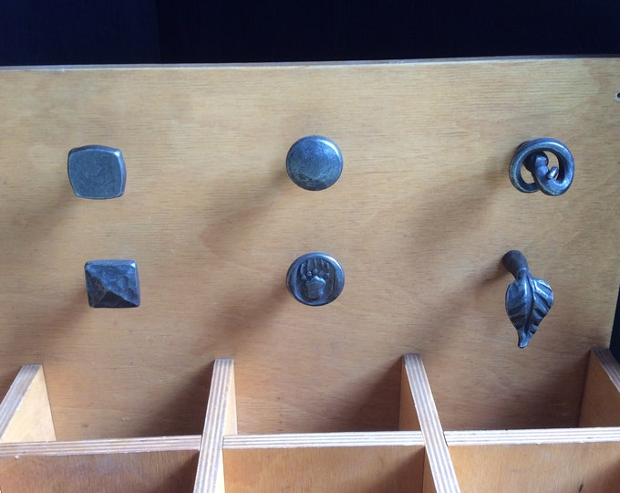 Forged Cabinet Knobs , 5 units
