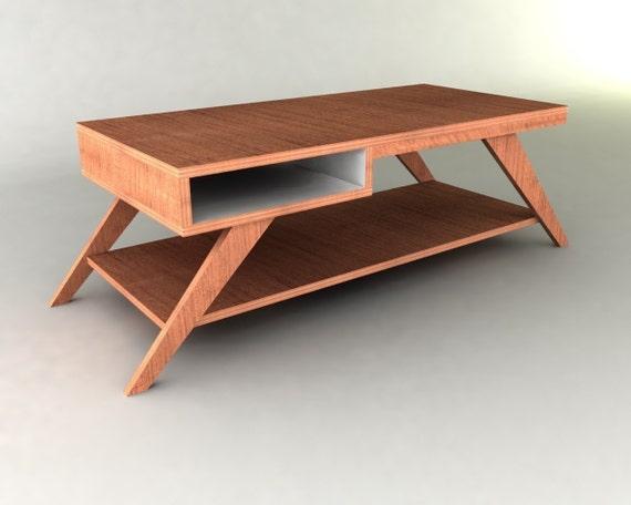 Pleasing Retro Modern Eames Style Coffee Table Furniture Plan Evergreenethics Interior Chair Design Evergreenethicsorg
