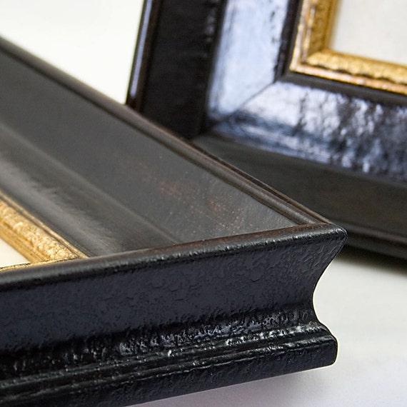 8 x 10 pulgadas ancho caliente negro marco para fotos y | Etsy