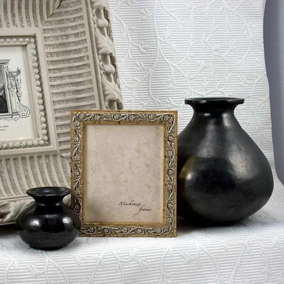 4 x 5 pulgadas oro estrecho foto marco/boda/50 aniversario / | Etsy