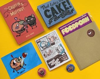 Muffin Basket: All the 'Cruffin' and 'Muffnut' books!