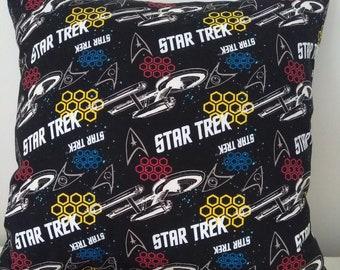 Star Trek Pillow Covers - 16 x 16 - Set of 2
