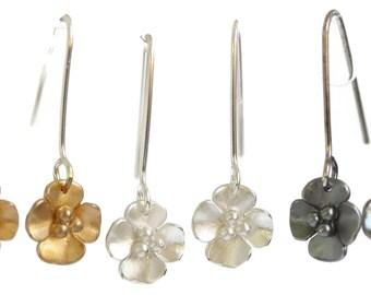 Buttercup Drop earrings