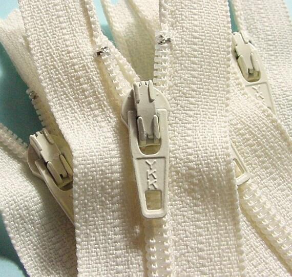 """Zip 8/"""" pulgadas Paquete de extremo cerrado 5 10 20 30 50 100 Costura Confeccion Artesanía 20cm"""