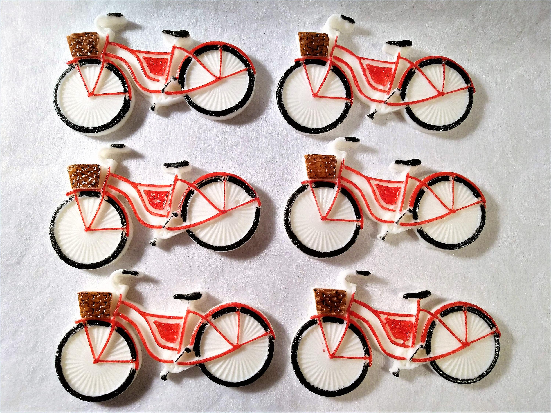Fahrrad Kuchen Backen