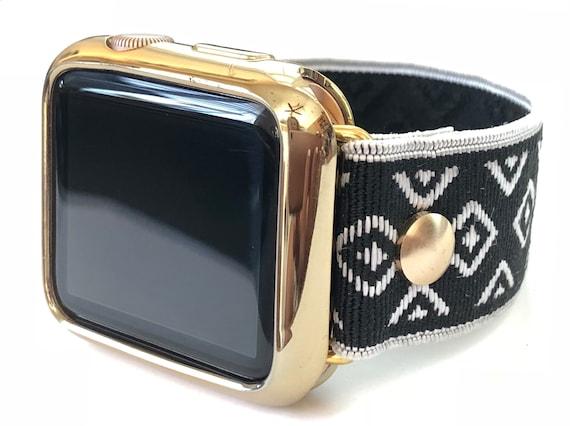 SERIES 4 Elastic Apple Watch Band 38-40mm   42-44mm Black and  9ec2de8d8f23