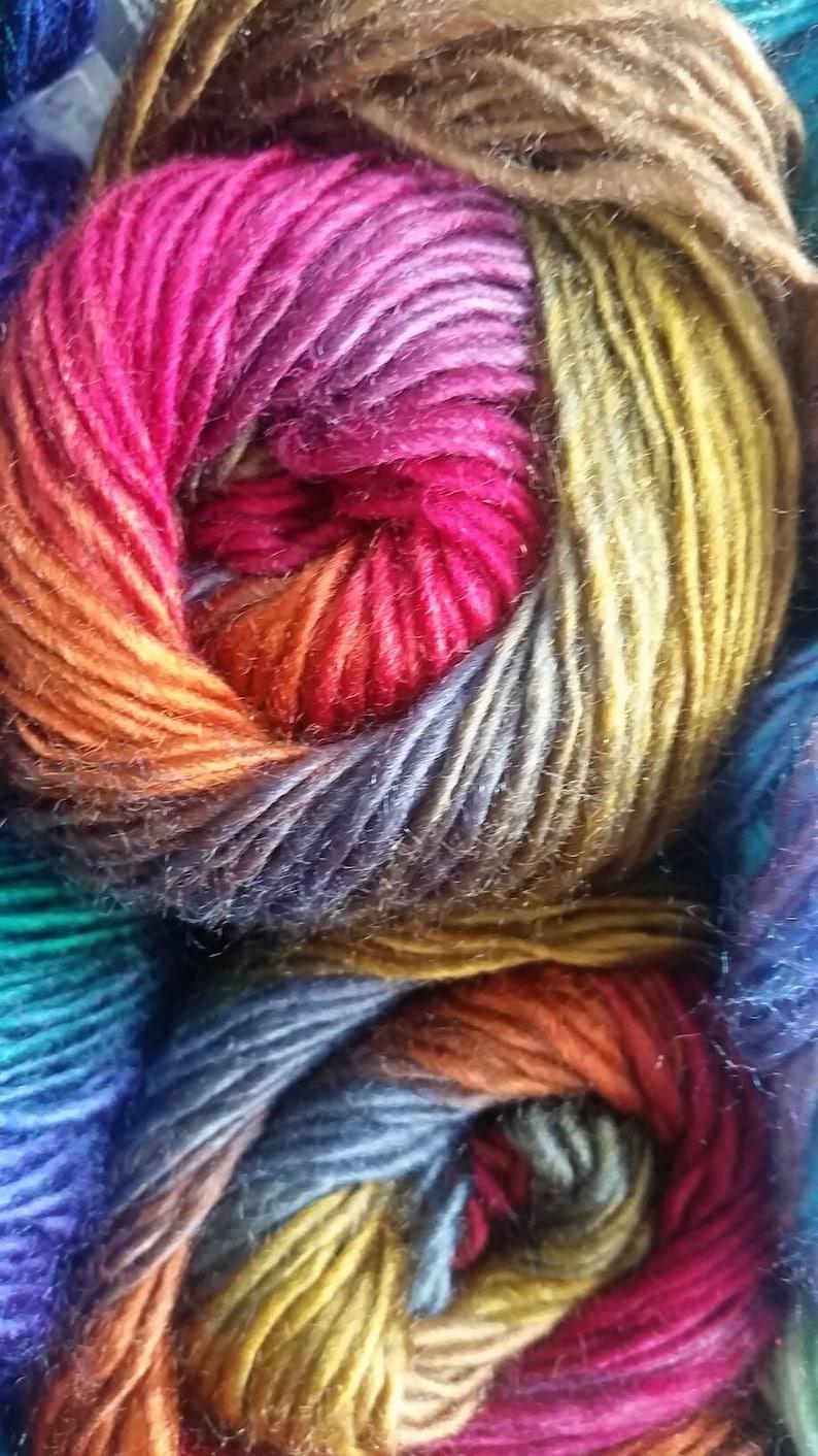 Cygnet boho spirit acrylic yarn  folk  100g  premium image 0