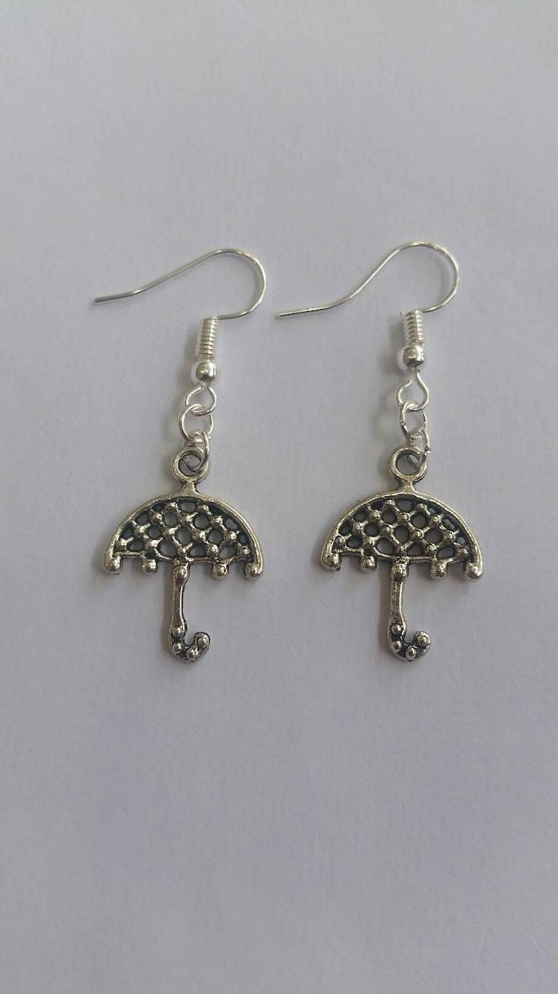 umbrella earrings image 0