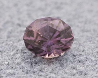 0.68ct Montana Sapphire, 4x5mm oval