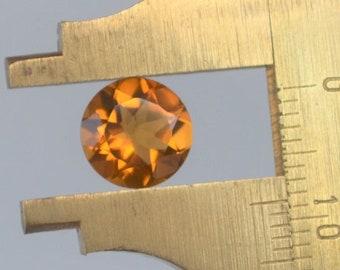 Natural Citrine Stone - Madeira Citrine - Orange Citrine - Citrine Birthstone - Citrine Gemstone - Citrine Quartz - Citrine Engagement Stone