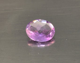 Natural Amethest - Purple Loose Amethest - Oval Stone - Pendant Stone - Ring Stone - Oval Amethyst - Necklace Stone - Engagement Stone