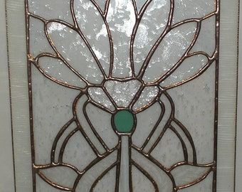 "May 10-7/8"" X 12-5/8"" Stained Glass Seasonal-Calendar Pattern PDF B&W Digital Download"