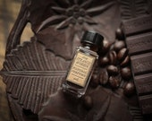 Coffee + Cocoa - Strange Companion Blend™ - Natural Perfume Oil with gourmand chocolate cacao espresso mocha scent, Warm Perfume, coffee