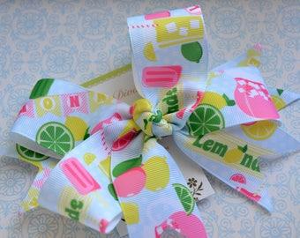 Lemonade XL Diva Bow