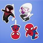 Spider-Verse Stickers