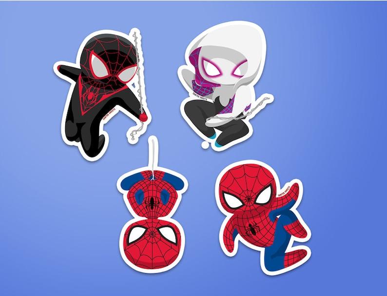Spider-Verse Stickers image 0