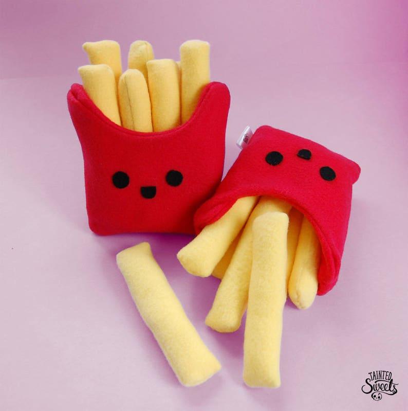 French Fry Plush image 0