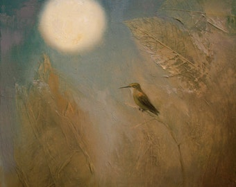 Hummingbird Dream Print