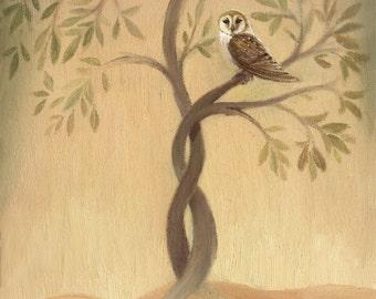Tree of Night Life