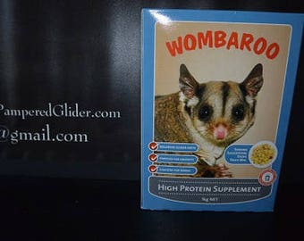 Wombaroo Sugar GliderHigh Protein Supplement 1k