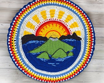 VANITY Crochet Spare Tire Cover - Your specific design