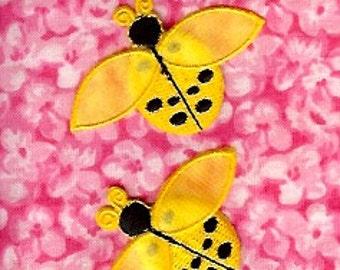 Buzz! Baby Bumblebee Iron On