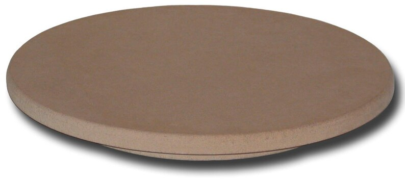 MDF LAZY SUSAN  24 inch Diameter Wooden Turntable  Premium image 0