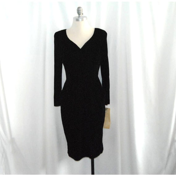 Vintage NWT 1980's Maggy London Dress
