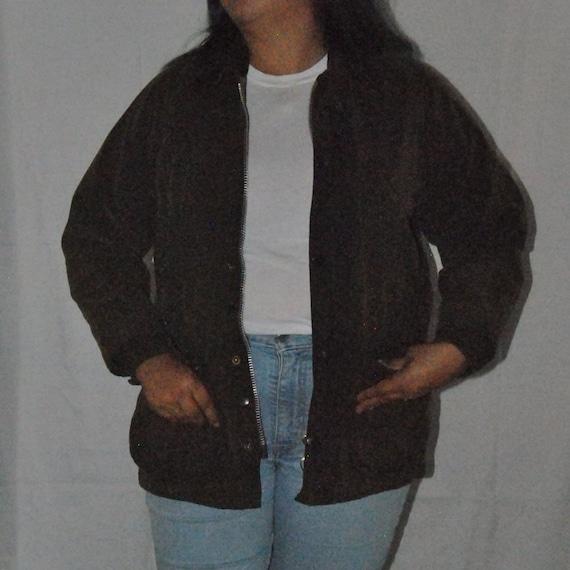 Vintage Barbour Wax Jacket