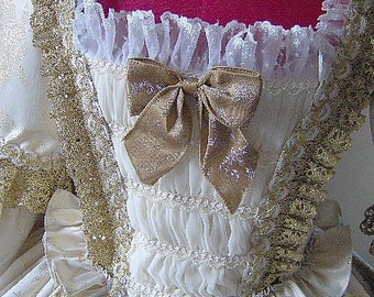 Items similar to FOR ORDERS ONLY- Custom Made - 1800s Victorian Dress - 1860s Civil War Day Gown - Skirt Bodice One Piece