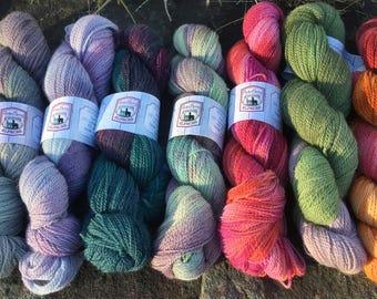 Alpaca Blend Sock Yarn - 65/25/10% Alpaca/Superwash/Nylon