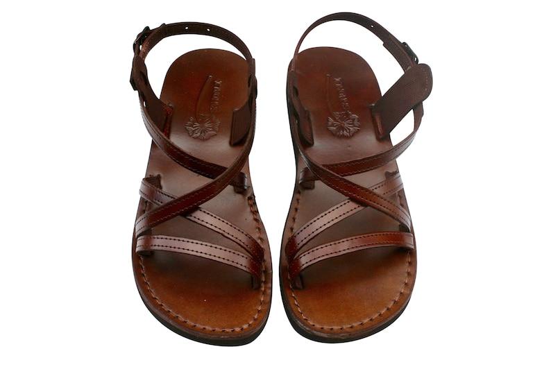 a8c4912af VEGAN Star Sandals For Men   Women - Handmade Unisex Sandals