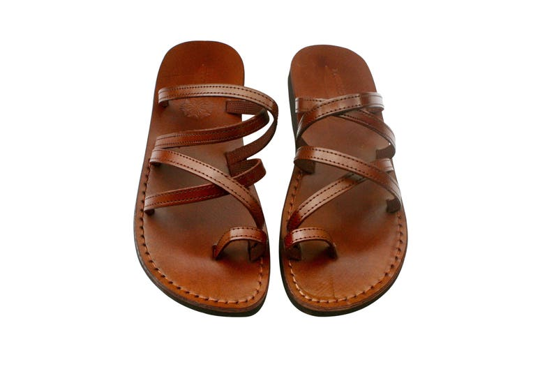 85e148619bc9 VEGAN Buckle-Free Sandals For Men   Women Handmade Unisex