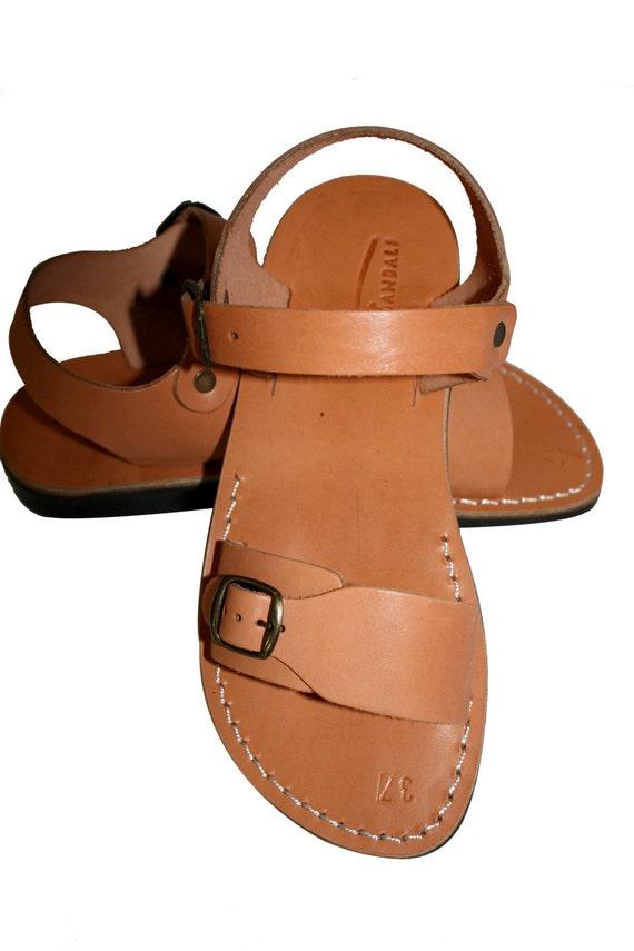 Sandals Flop Handmade Sandals Eclipse Jesus Sandals amp; Leather Natural For Men Sandals Caramel Flip Unisex Sandals Women Leather 0ARqwPPgE