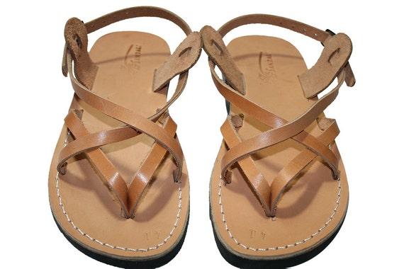 femmes cuir en amp; pour sandales Sandales hommes unisexes BzXwdqx5