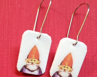Gnome Earring