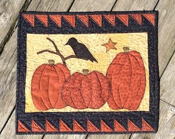 Harvest Thyme Quilt Pattern